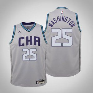 Women Charlotte Hornets P. J. Washington Jersey